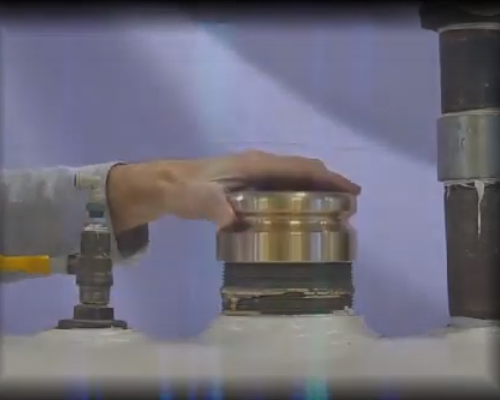 Image of 305 Tank Monitoring Cap and Adaptor