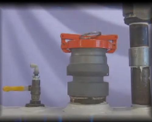 Image of 323 Vapor Cap and Adaptor