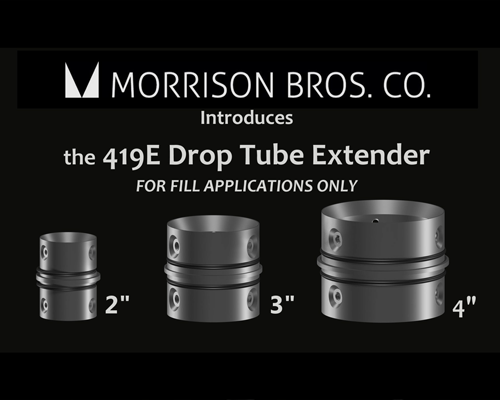 Image of 419E Drop Tube Extender