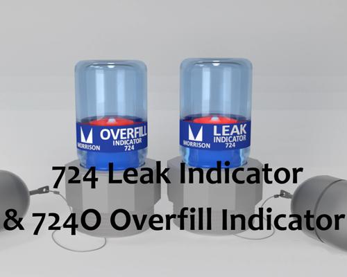 Image of 724 Leak Indicator / 724 Overfill Indicator