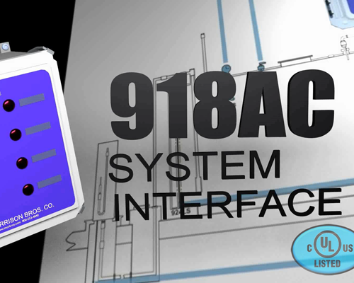 Image of 918AC System Interface